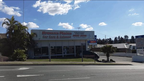 brownsplains store