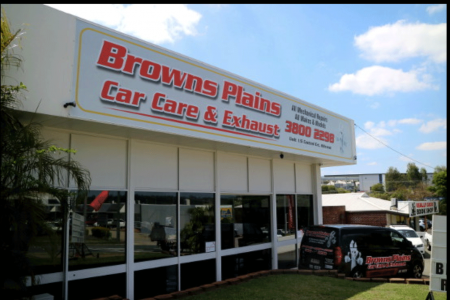 browns plains car care